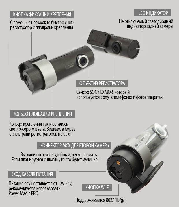 BlackVue DR530GW-2CH в Ярославле купить