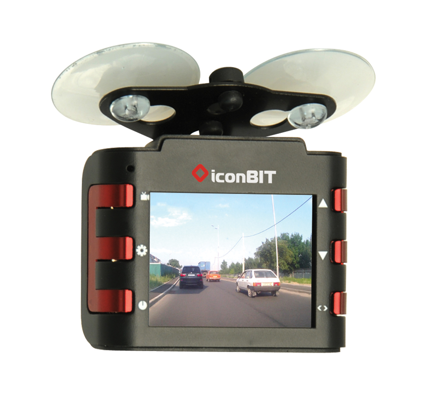 автомобильный видеорегистратор IconBIT DVR PRO