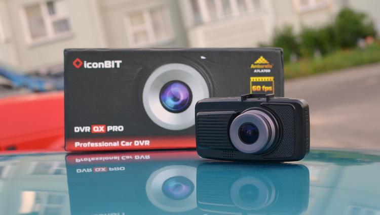 видеорегистратор DVR QX PRO iconbit в Ярославле купить