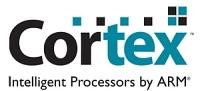 Двухпроцессорная (ARM Cortex - мультимедиа, ARM9 - навигация)